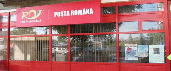 plata posta romana