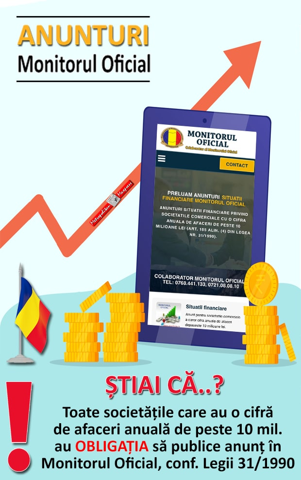Situatii Financiare Monitorul Oficial