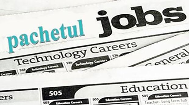 pachet jobs